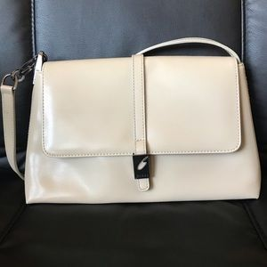 GUESS Ultra Light Envelope Style Shoulder Bag